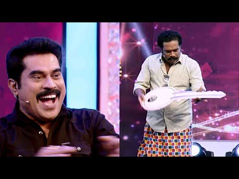 #MimicryMahamela | Only 35.50 rs  for a car | Mazhavil Manorama