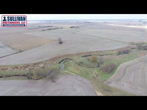 Kennell Aerial Tour - Woodford County, IL