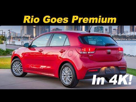 2018 Kia Rio First Drive Review In 4K UHD!