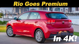 2018 Kia Rio First Drive Review In 4K UHD