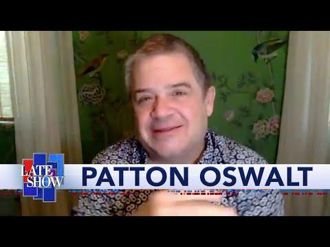 Patton Oswalt Felt Great About Being On Tucker Carlson's Naughty Celebrity List