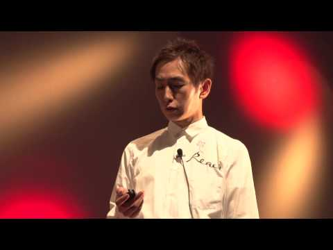 Succeed in business: not bigger, but happier!  Shinichi Chiba  TEDxTohoku