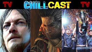 The Chillcast Ep 73 - Death Stranding Reception  Goty Predictions  Gaming Culture Changing