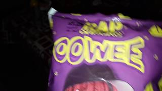 Rap Snacks Cowee Flamin Hot Lil Yachty Review