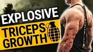 Tricep Triple Tens - HIT ALL THREE HEADS AT ONCE! | MASSIVE PUMP & MORE GROWTH!