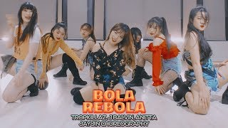 Download Lagu Tropkillaz, J Balvin, Anitta - Bola Rebola : JayJin Choreography mp3
