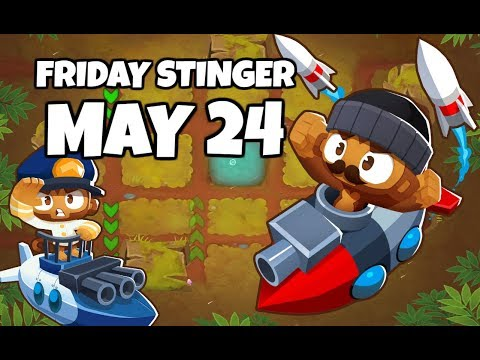 BTD6 Friday Stinger; The Best Sub I&39;ve Ever Seen - May 24 2019