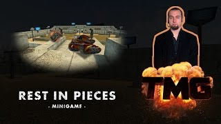 Rest in Pieces | Tanki Mini Games