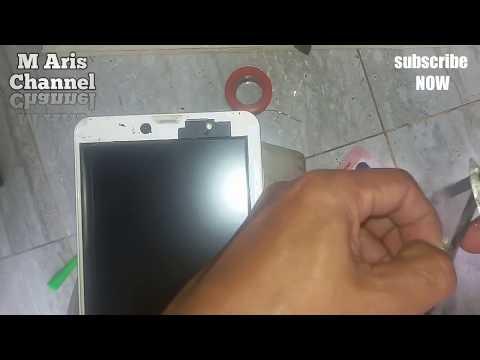DIY..Cara mudah mengganti touchscreen tablet Advan vandroid i7+