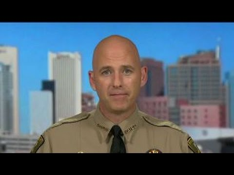 Sheriff Babeu: High-traffic smuggling areas not appropriately staffed
