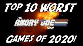 Top 10 WORST Games of 2020!