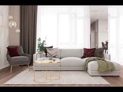 HOME DECOR / Interior Design Small Living Room 2019 / New ... on Small Living Room Ideas 2019  id=24117