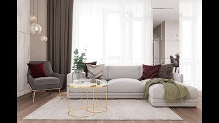HOME DECOR / Interior Design Small Living Room 2019 / New Small Living Room Furniture and Decor
