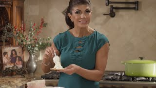 Ice Cream Treats With Teresa Giudice | Haute Hostess