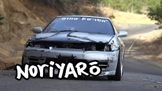 Ebisu Circuit first drift 2016 and Fukushima car meet - Noriyaro Ep. 4