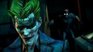VIGILANTE JOKER VS BATMAN Fight - Batman: The Enemy Within Episode 5 (Season 2)