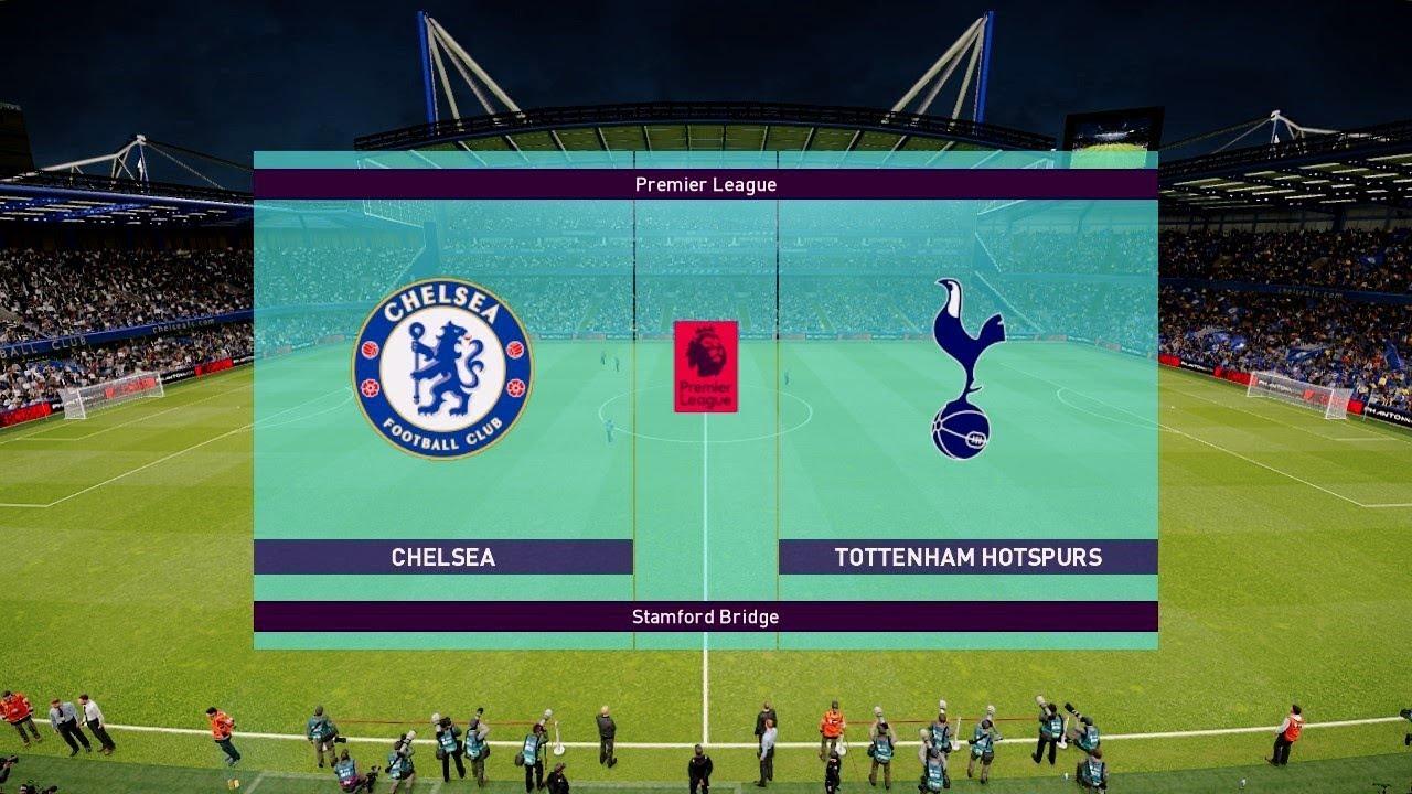 Chelsea Vs Tottenham Hotspur Epl 27 February 2019 Gameplay Youtube