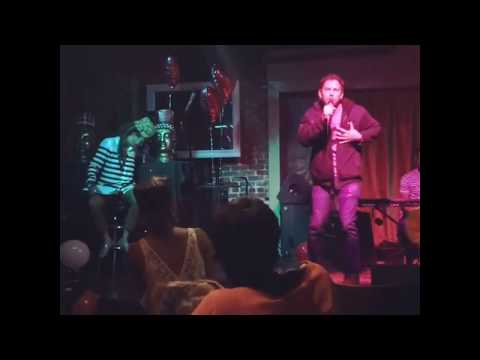 1st Ever Performance - Devils in Disguise Jan 2017 @ Apache Cafe