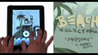 Dub Selector for the iPad & iPhone - art, reggae music and technology collide
