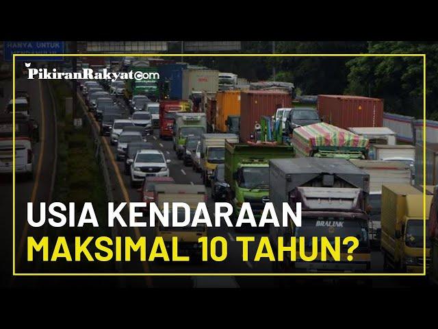 Aturan Usia Kendaraan Maksimal 10 Tahun di Jakarta, DPD RI: Harus Dilandasi Rasa Keadilan Sosial