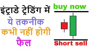 intraday trading strategies in hindi - intraday trading for beginners - trading chanakya