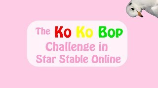 The Ko Ko Bop Challenge in Star Stable Online?