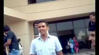 University Of Gujrat-Umair Tariq funny song.flv