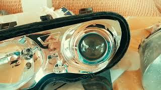 Rover 75 - tanasi ichida chiroqlar va oqish bartaraf ta'mirlash (Drive2)