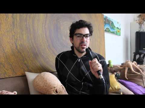 Carlo Keshishian  - Interview -  Uncooked Culture TV