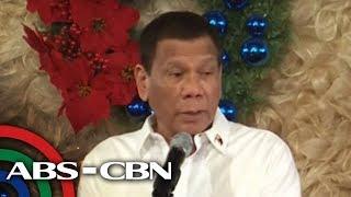 Duterte nagbanta ng takeover sa Maynilad Manila Water  TV Patrol