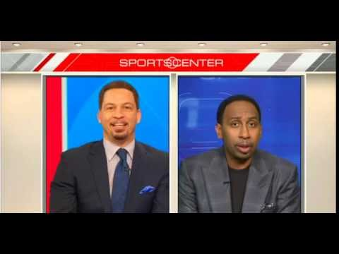 Stephen A Smith and Chris Broussard debate whether the Durant Decision compares to Lebron's