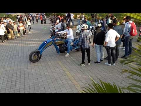 Superbikes at Symbiosis Institute Of Technology, Lavale, Pune [Part 1]