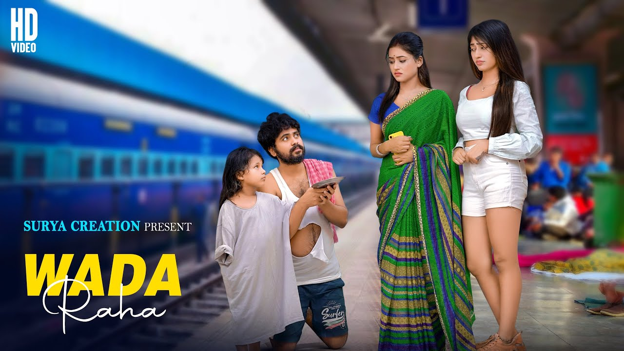 Wada Raha | Poor Father Vs Daughter | Based On Real Story | Sad Song 2021