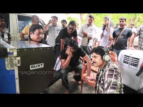 Cameraman Ganga Tho Rambabu (CGR ) Making - Power Teaser