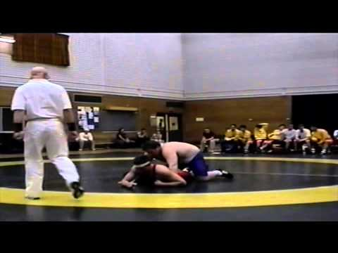 2002 Dual Meet: 130 kg Rob Young (UofC) vs. Murray Weber (UofA)