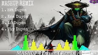 ( Mashup Remix ) Hết Duyên - Kém Duyên - Lỡ Duyên - Tùy Duyên | Nit メ Rum メ Tăng Duy Tân メ Masew