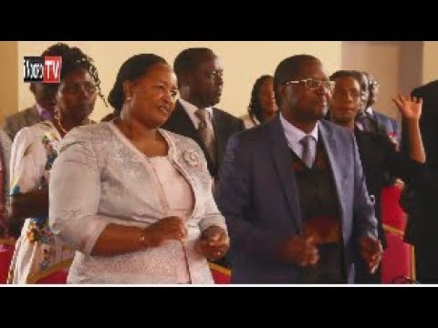 Ma-MCA gukirira  mutumia wa ngabana Wambora, Embu