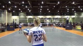 NCVC v Vision 16 Gold 5 13 17