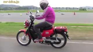 Honda CROSS CUB [CC110] Test Ride  WEB Mr. Bike