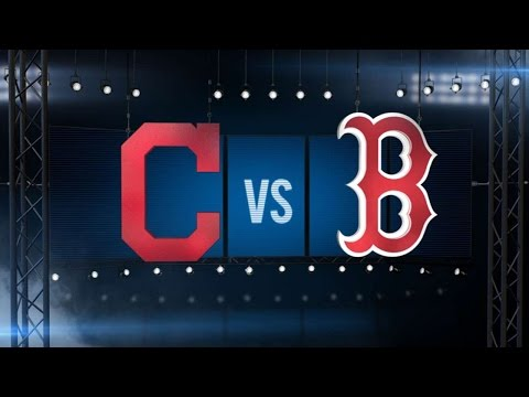 5/22/16: Ortiz's Big Day Leads Red Sox Over Indians