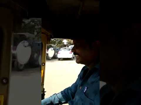 Ruturaj Patil RP in Auto Rickshaw