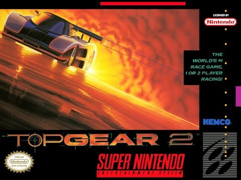 Which SNES Top Gear Games Are Worth Playing Today? - SNESdrunk
