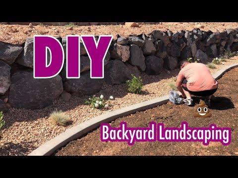 DIY Backyard Landscaping Part III