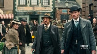 Ripper Street Episode 4 - Your Father. My Friend.
