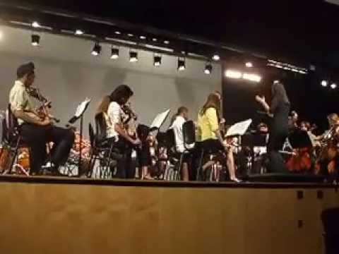 Quintus by the Patuxent Valley Middle School Chamber Orchestra