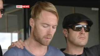 Boyzone Tribute To Dearest Friend Stephen Gately  Ronan Keating Speaks