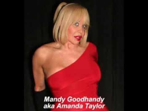 Mandy Goodhandy aka Amanda Taylor history on the internet