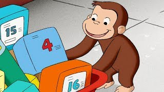 Curious George 🐵 Out of Order 🐵Full Episode🐵 Cartoons For Kids 🐵 Kids Movies