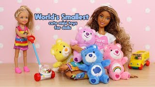 World's Smallest - Cute Mini Toy Accessories for Dolls
