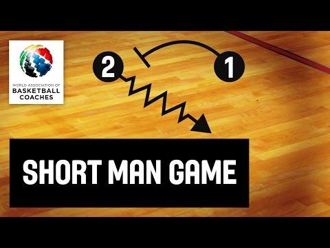 Basketball Coach Kevin Boyle - Short Man Game